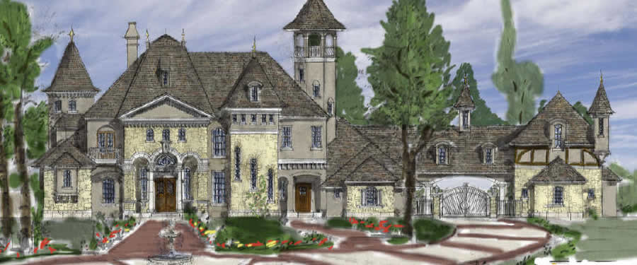 French Country Design 8 12000 Square Feet
