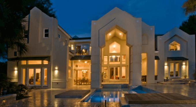 Modern Contemporary Luxury Home Plans, Luxury Contemporary Home Plans